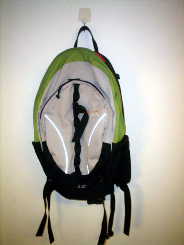 背包的品牌概念